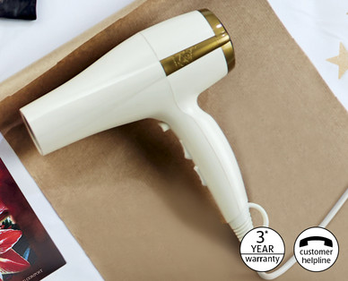 ionic hairdryer aldi special buy today thursday. Black Bedroom Furniture Sets. Home Design Ideas