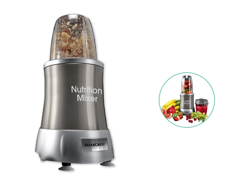 Silvercrest kitchen tools 700w nutrition mixer now - Silvercrest kitchen tools opiniones ...