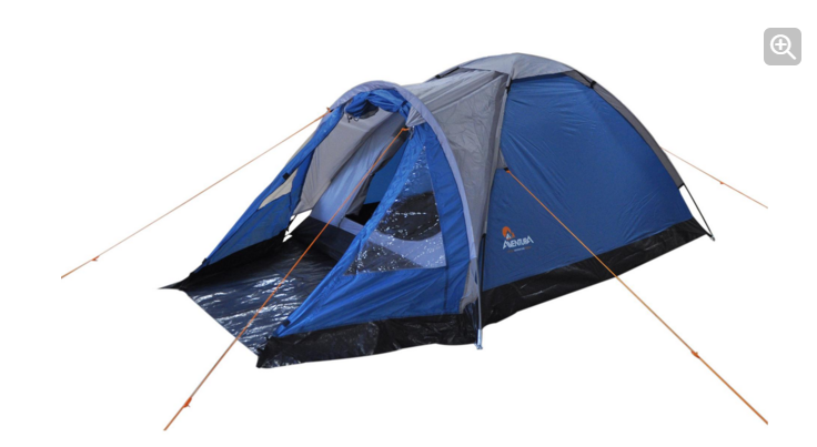 from Marley aventura 4 man single skin tent