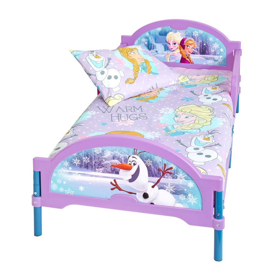 Disney Frozen Toddler Bed EUR4999 Was EUR7999 Smyths