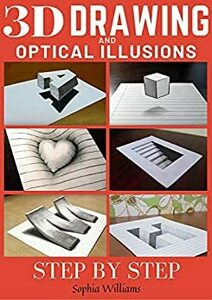 """[ebook]-free:-""""how-to-draw-optical-illusions-and-3d-art-step-by-step-guide""""-$0-@-amazon-au,-us"""