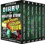 [ebook]-free-ebook-box-set:-minecraft-diary-of-skeleton-steve-the-noob-years-–-full-season-5-@-amazon-au-/-us