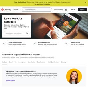 70+-$0-udemy-courses:-wireshark,-python,-sap,-javascript,-docker,-youtube,-web-development,-entrepreneurship-&-more