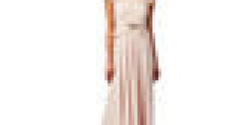 Light pink Selena evening dress   now only €216 (WAS €270 Save 20%) – @ debenhams.