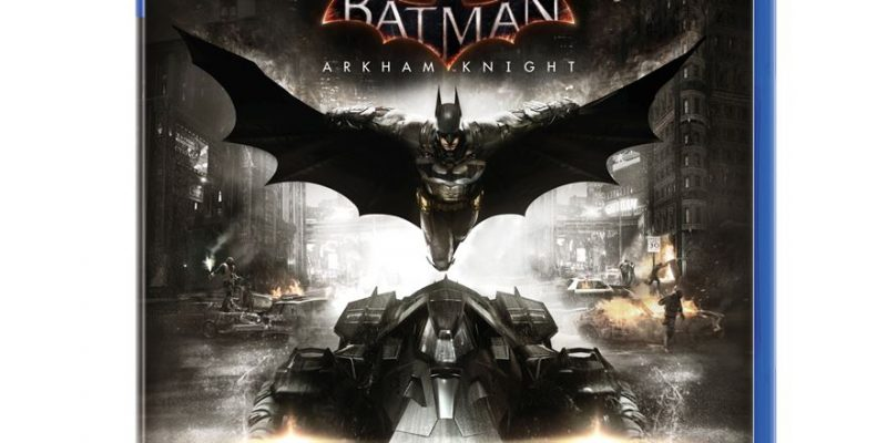Preplayed Batman Arkham Knight PS4 now only  €8.00 (was: €19.99)