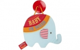Vintage Circus Barnaby the Elephant Baby On B… now only €2 (WAS €7 Save 71%) – @ halfords.