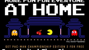 [PC] Free – PAC-MAN Championship Edition 2 (Was $18.50) @ Steam