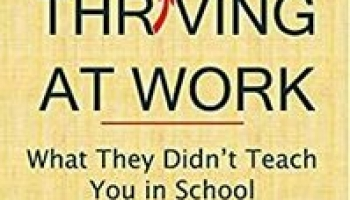 [eBook] Free: Thriving At Work @ Amazon US & AU