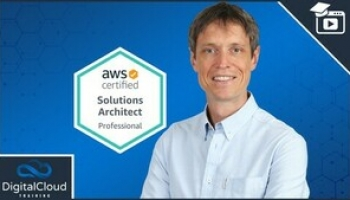 15 AWS Courses: AWS Certified Solutions Architect Professional, Practice Exams, Sysops Administrator from A$10.99 & More @ Udemy