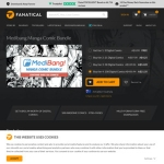 [eBook] Free – Medibang Manga Comic Bundle Tier 1 (PDF, ePub) – Fanatical