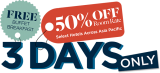 Accor Flash Sale up to 50% off at Participating Asia Pacific Hotels – *Book from 11 to 13 Nov*