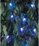 HOME Solar Colour Changing Butterfly Lights – Set of 20. now only €12.49 (WAS €26.99 Save 54%) – @ argos.