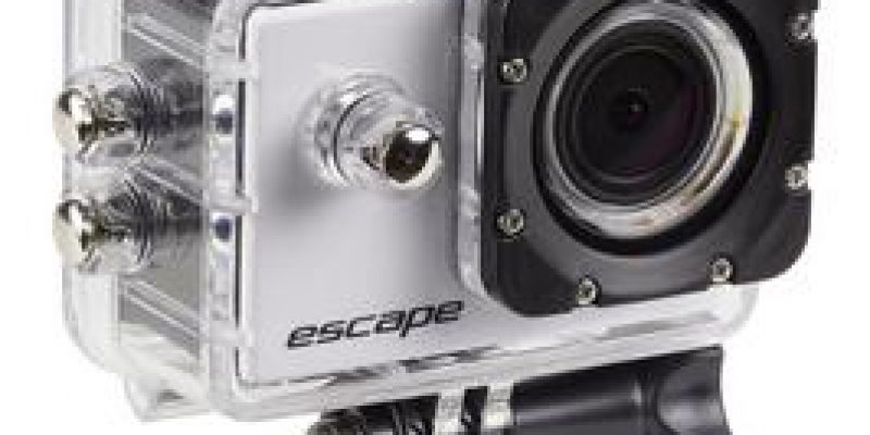 Kitvision Escape HD5 Action Camera – White now only €39.99 (WAS €69.99 Save 43%) – @littlewoods.