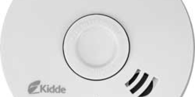 Kidde Long Life Smoke Alarm. now only €12.49 (WAS €19.99 Save 38%) – @ argos.