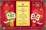 Let's celebrate Chinese New Year with team of Vintage @ V Bar & Lounge on 2nd February.