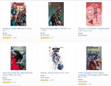 50+ FREE Comics on Kindle: Overwatch 1-10, WoW: Legion 1-4, Avengers, Capt. America, Aliens, Ult. Spidrmn, TMNT +More @Amazon US