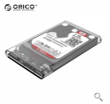 ORICO 2139U3 2.5″ SATA to USB 3.0 Transparent Hard Drive Enclosure US$4.89 (AU$6.48) or Black US$4.60 (AU$6.10) Shipped @ Zapals