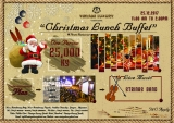 Christmas Lunch Buffet is going to indulge at Vintage Luxury Yacht Hotel on 25 December
