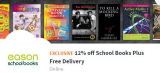 Expired:12% off promo code @Eason's school books with free delivery until Thursday June 30 2016