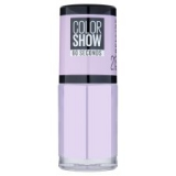 Maybelline Nail Color Show Lilac Wine 7Ml  now only €3.37 (WAS €4.50 Save 25%) – @ tesco.
