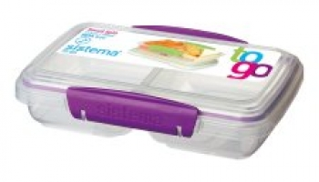 Sistema Snack Pot To Go 350Ml now only €0.90 (WAS €4.50 Save 80%) – @ tesco.
