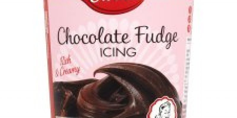 Betty Crocker Chocolate Fudge Frosting 400G   now only €2 (WAS €3.39 Save 41%) – @ tesco.