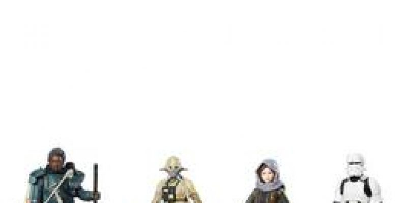 Star Wars Rogue One Jedha Revolt 4-Pack   now only €17.99 (WAS €37.99 Save 53%) – @ littlewoods.