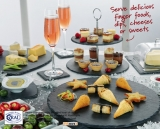 Slate Cake Stand/Lazy Susan/Butter Cloche €7.99 – Aldi Special Buy Today Thurs 10/12/15