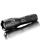 CREE XM-L T6 2000lm LED Zoomable Torch Flashlight