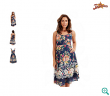 Expired:Joe Browns Multi coloured perfect picnic midi dress Was € 82.95 Now € 34.95 57% Off – Save a total of  € 48.00 @Debenhams