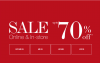 Dunnes – 70% off  Sale now on at Dunnes Stores