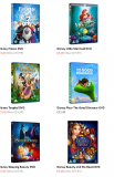Expired:All Disney DVD's reduced to €5.00 (was: €19.99) @Smyths inc. Frozen, Little Mermaid, The Lion King etc