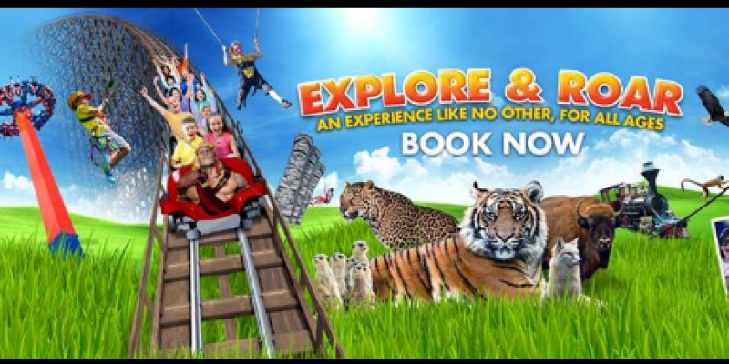 Explore & Roar After Hours @ Tayto Park – Saturday 18th June 6.30pm-10.00pm