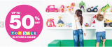 Expired:Heatons 50% off Toy Sale now on online and instore