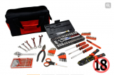 Expired:Phaze 95 piece Tool Kit Was €50 reduced to €25 now only 21 with extra 15% off tools @Halfords