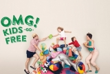 Irish Ferries – kids go FREE – book by 16th August & +1 Travels Free to Britain book by 27th June