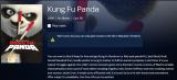 FREE Kung Fu Panda DVD @ Sky Store