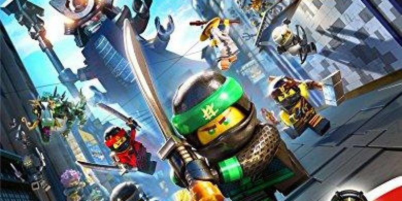 [PS4] Free – LEGO Ninjago Movie Video Game (was 50 EUR) – PlayStation Store