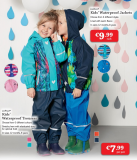 Expired: Waterproof Jackets €9.99 & Trousers €7.99 – Mischief Makers Specials from Thursday 15th September @Lidl