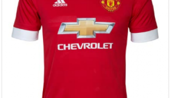 Expired: ADIDAS KIDS MAN UTD HOME JERSEY now only €15.00 was €50.00 @Lifestyle Sports
