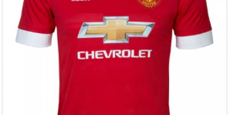Expired:ADIDAS KIDS MAN UTD HOME JERSEY now only €15.00 was €50.00 @Lifestyle Sports