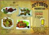 Get Special Discount On This October