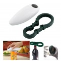 One Touch Automatic Jar Opener Electric Bottle Opener