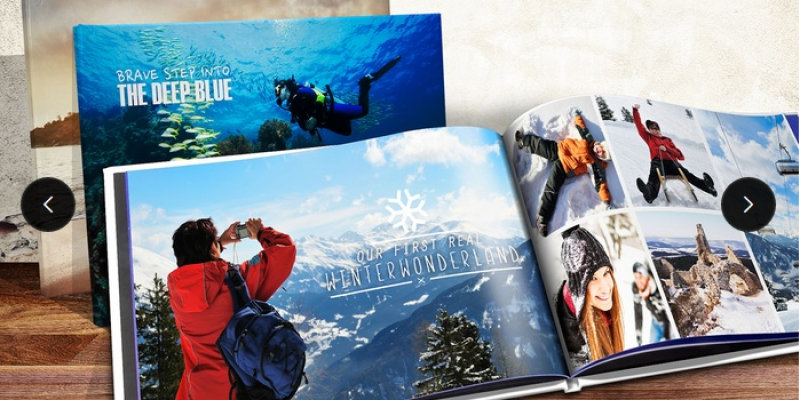 Expired:A4 Hardcover Photo Book from €10 (Up to 90% Off) @Groupon