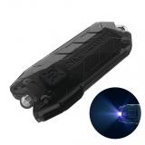 NiteCore Tube LED Keychain Flashlight T Series 45 Lumen Pocket Light $5.99