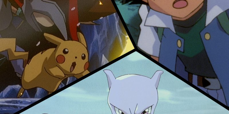 12 Free Pokémon Movies + 100s of TV Episodes @ Pokémon TV