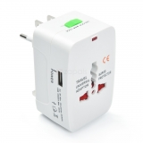 Special Christmas gifts – All-in-One Universal Travel Adaptor AC Wall Charger Plug w/ 1A USB Port