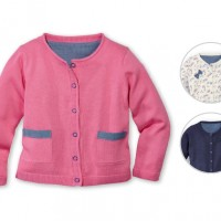 9997c9bb05159 Kids Corner from Lidl Monday 1st Feb - Lupilu® Girls  Cardigan €5.99