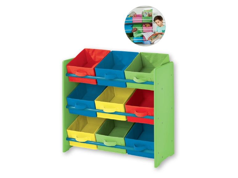 LIVARNO LIVING® Kidsu0027 Storage Shelves U20ac24.99 U2013 Kidsu0027 ...